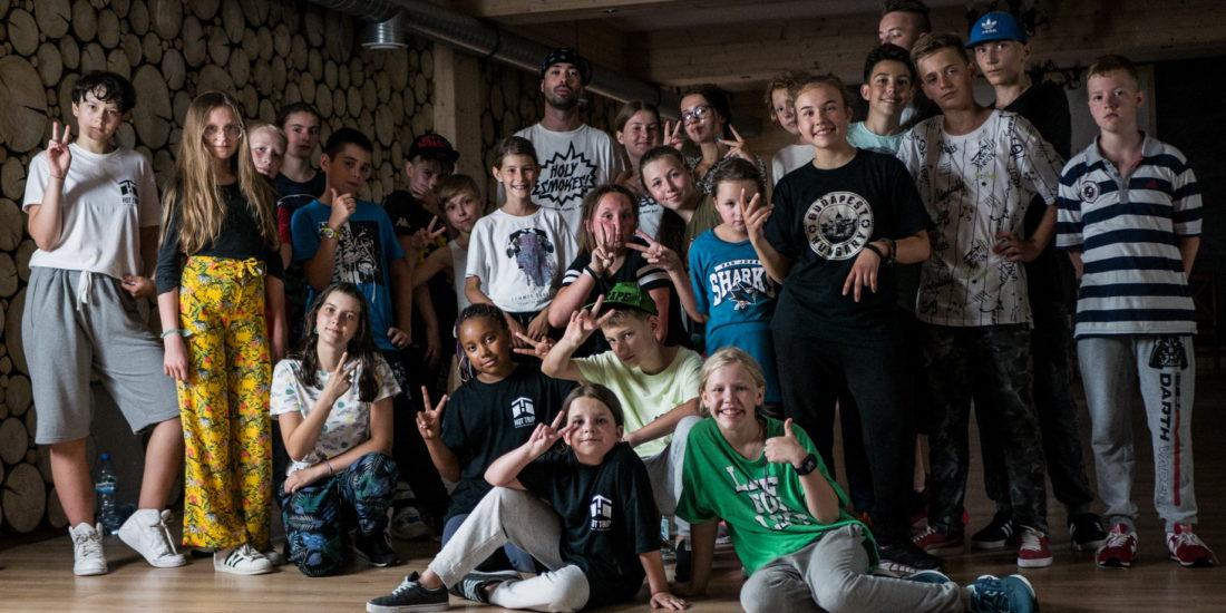obozy taneczne dla dzieci i młodzieży opole