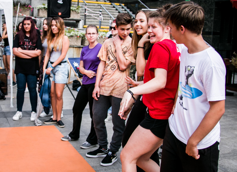 Otwarcie Hip Hop Budy w Sosnowcu (1)