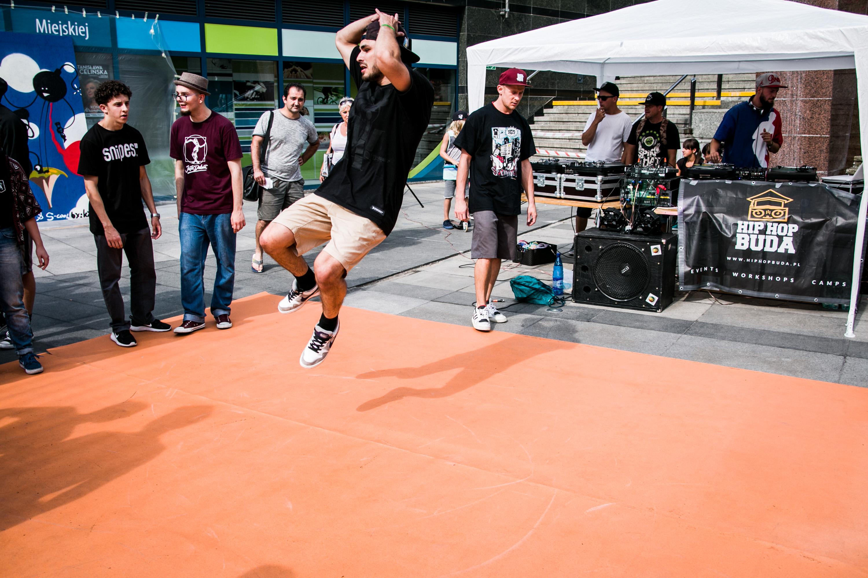 Otwarcie Hip Hop Budy w Sosnowcu (11)