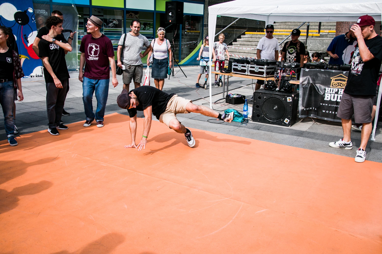 Otwarcie Hip Hop Budy w Sosnowcu (13)
