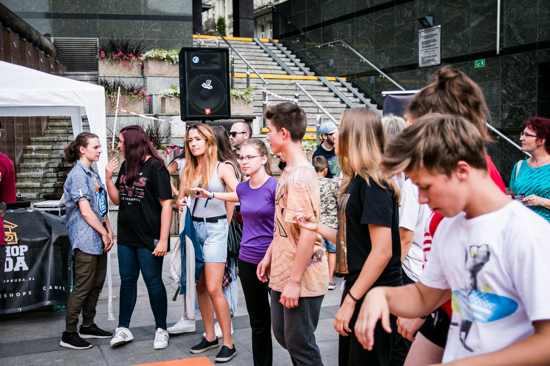 Otwarcie Hip Hop Budy w Sosnowcu (2)