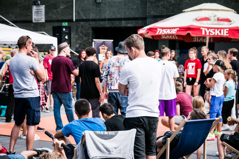 Otwarcie Hip Hop Budy w Sosnowcu (5)