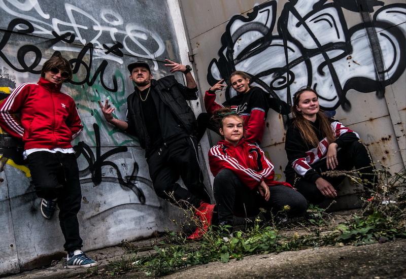 zajęcia taneczne hip hop dla młodzieży from the street